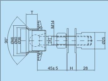 沉头式驳接头CT01详细参数: 品牌:深洲 型号:CT01,是内装式驳接头,主要适用于在室外侧进行玻璃安装的工程。 产品材质:304/316不锈钢材质 适用范围:玻璃厚度不小于10mm 结构特点:304/316不锈钢精铸,结构合理 驳接头厂家:广东省深圳市深洲建筑五金有限公司 产品表面:采用纯手工抛光工艺,表面处理为镜光或亚光 功能特性:金属与玻璃结合的现代建筑形式,最大限度的节省室内空间,隔音,保温和通透 产品包装:把沉头式驳接头CT01放入单个气泡袋,装好后放入纸箱,纸箱内有纸板分隔开来,能有效的防