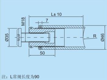 建筑工地人货梯电路图
