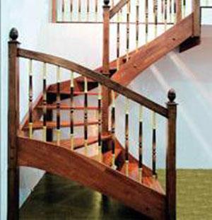 楼梯不锈钢立柱和实木立柱哪种实用性强