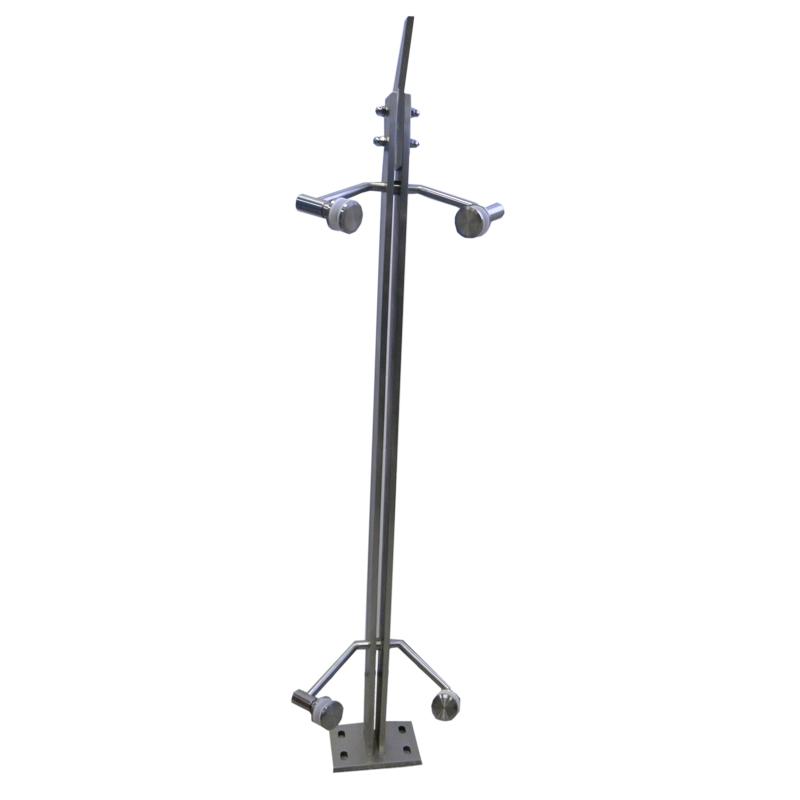 不锈钢楼梯立柱LZ-47