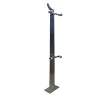 单板不锈钢栏杆立柱(I-LZ503)