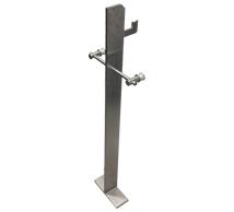 室内不锈钢栏杆立柱(I-LZ504)