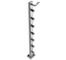 办公楼不锈钢栏杆立柱(G-LZ019)